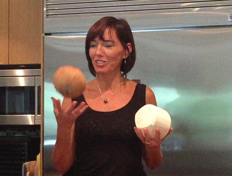 Two Easy Coconut Milk Recipes