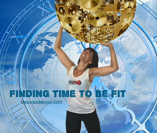 Finding Time to be Fit